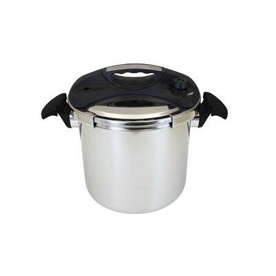 10.5 Quart Stove Top Pressure Cooker