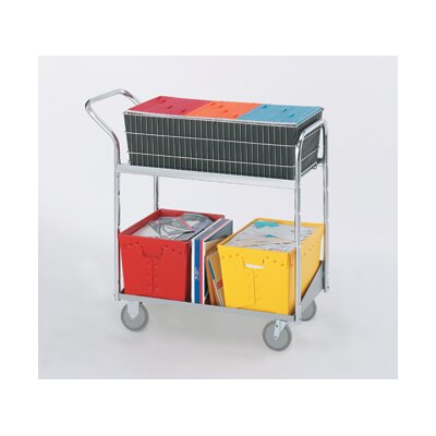 Medium File Cart with Casters B103