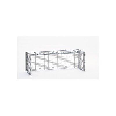 Wire Riser Size: 16.25 H x 48 W x 15 D