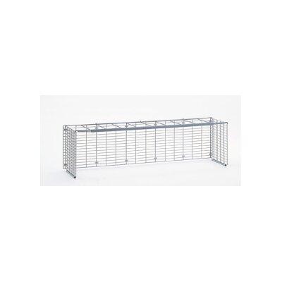 Wire Riser Size: 16.25 H x 60 W x 12 D
