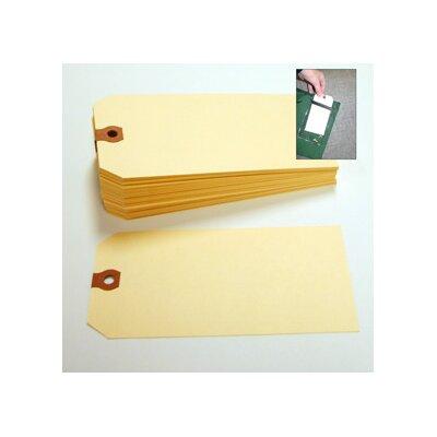 Address Card for Mailbag Plastic Window
