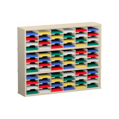 72 Pocket Sorter Color: Putty