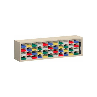 44 Pocket Mail Sorter Color: Putty