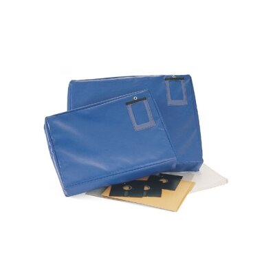 Extra Capacity Courier Pouch Size: Large