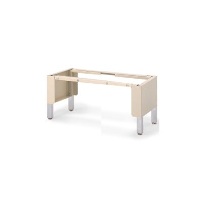 Open Leg Riser Color: Putty, Size: 11.5 - 16.5 H x 36 W x 12.75 D