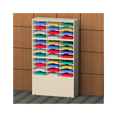 36 Pocket Mail Sorter Color: Putty