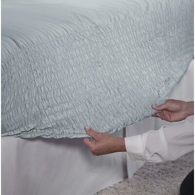 Carrick Sheet Set Size: Full, Color: Blue