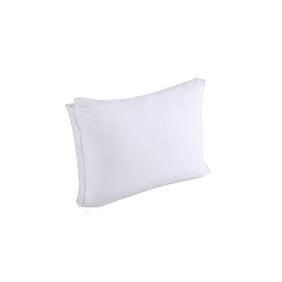 Allergy-Free Luxury Bed Down Alternative Pillow Size: Jumbo