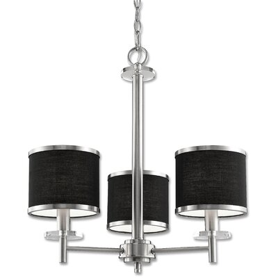 Beldi Medford 3 Light Mini Chandelier 23070-H3