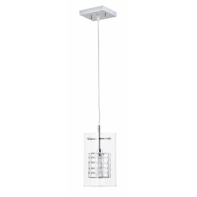 Miami 1-Light Mini Pendant