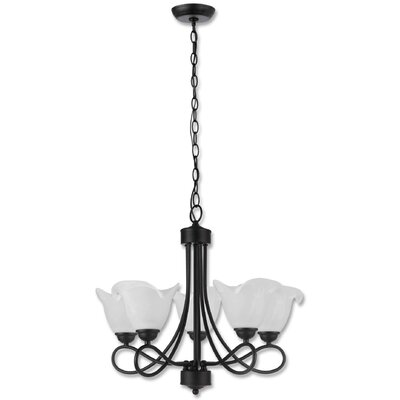 Lily 5-Light Shaded Chandelier