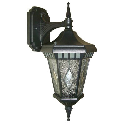 Verbier 1-Light Outdoor Wall Lantern