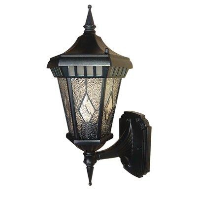 Verbier 1-Light Outdoor Wall Lantern