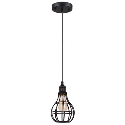Lancy 1-Light Mini Pendant