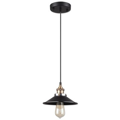 Ezra 1-Light Mini Pendant