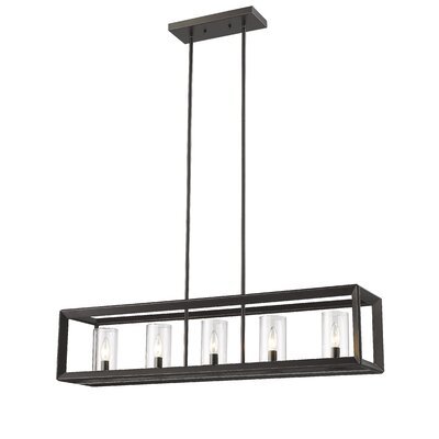 St. Louis 5-Light Kitchen Island Pendant