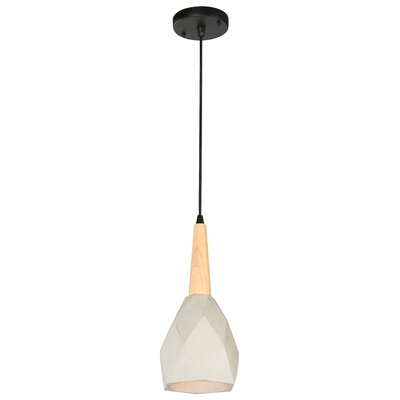 Ciment 1-Light Mini Pendant