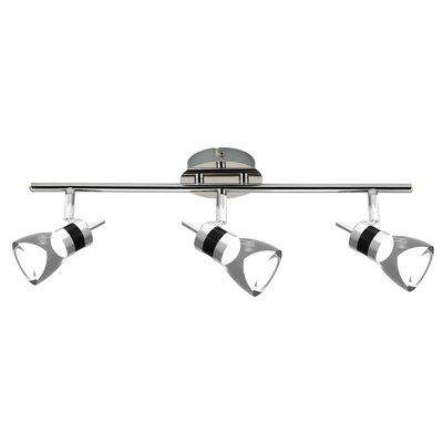 3-Light Track Lighting Kit
