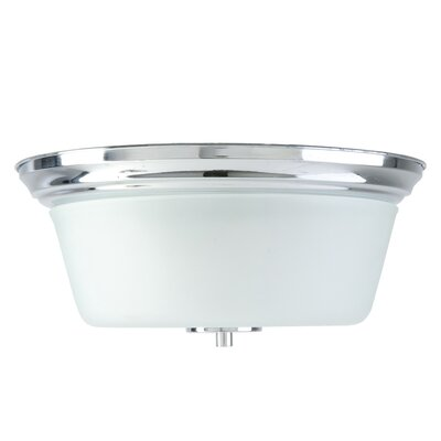 Markam 2-Light Flush Mount