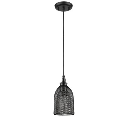 Mesh 1-Light Foyer Pendant