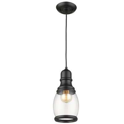 Vieste 1-Light Mini Pendant