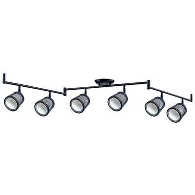 Baltimore 6-Light Full Track Lighting Kit