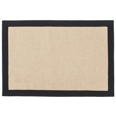 Jute Boucle Brown Indoor/Outdoor Area Rug