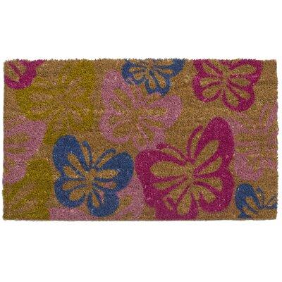 EcoGrip Butterfly Doormat