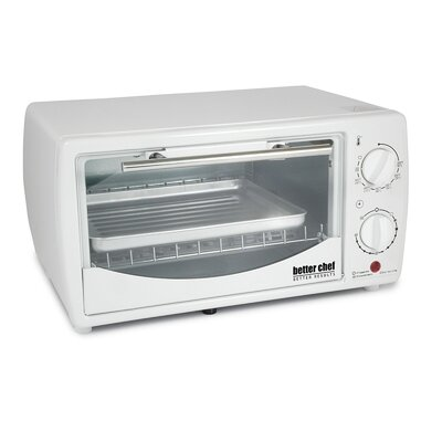 0.32 Cubic Foot Toaster Oven Broiler 95089570M