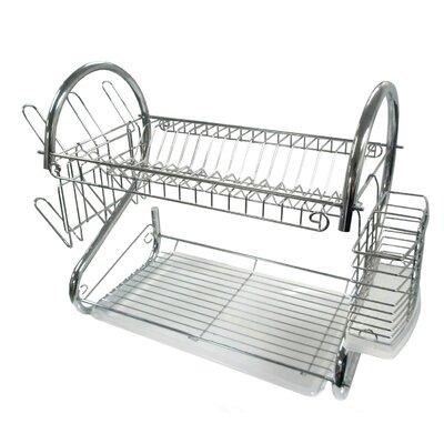22 Chrome Dish Rack