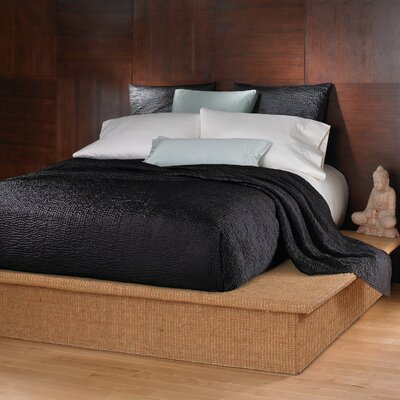 Shanti Bedding Collection in Black