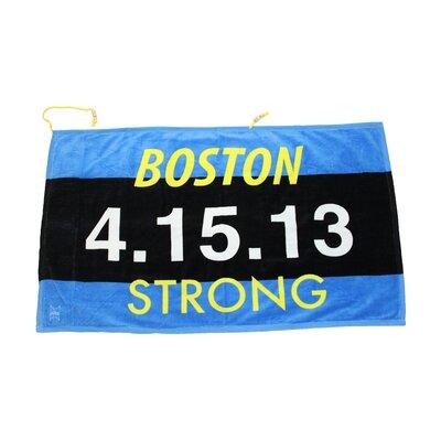 Embrace Boston Strong Beach Towel