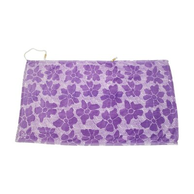 Embrace Casmus Beach Towel Color: Purple