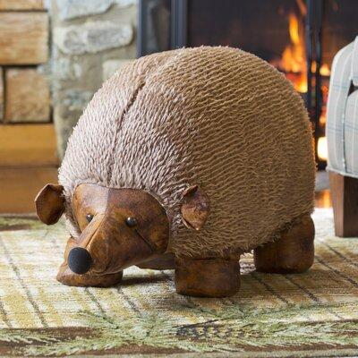 Hedgehog Ottoman