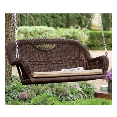Porch Swing Finish: Chocolate