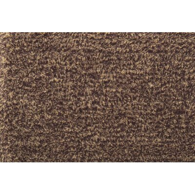 Mud Doormat Color: Brown