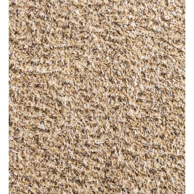 Microfiber Mud Doormat Color: Tan