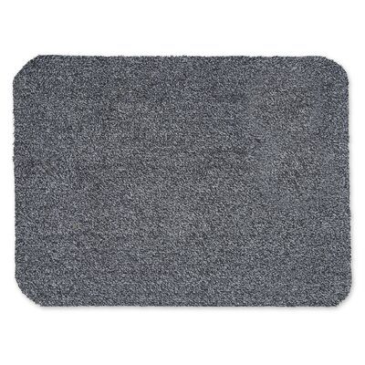 Mud Doormat Color: Charcoal