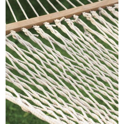Feel Cotton Hammock with Stand Finish: Oatmeal