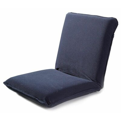 Multiangle Floor Chair Color: Navy