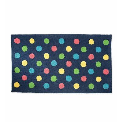 Polka Dot Doormat