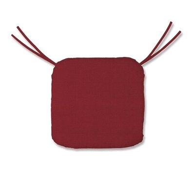 Outdoor Chair Cushion Fabric: Brick