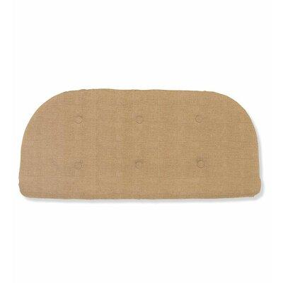 Outdoor Bench Cushion Fabric: Birch