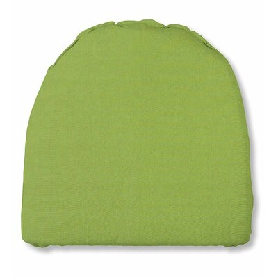 Outdoor Chair Cushion Fabric: Leaf green