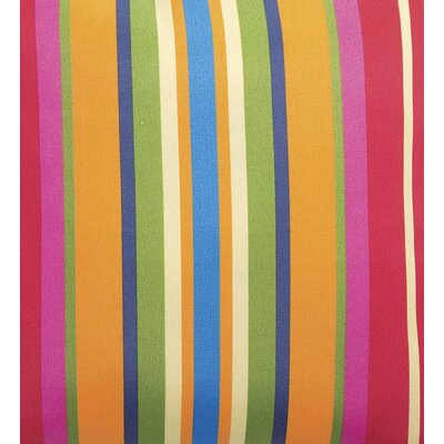 Fringe Indoor/Outdoor Throw Pillow Size: 15 x 15