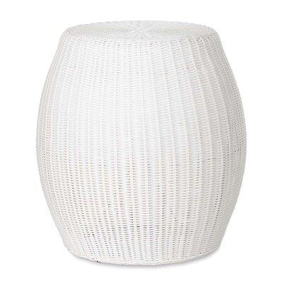 Ottoman Fabric: White