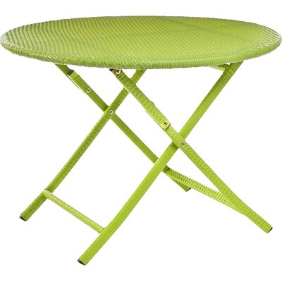 Bistro Table Color: Lime