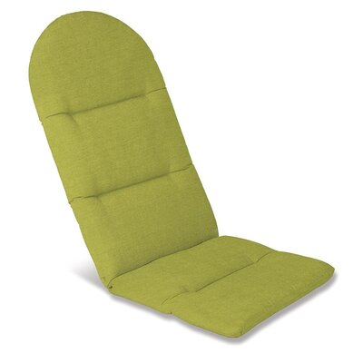 Outdoor Adirondack Cushions Color: Leaf Green