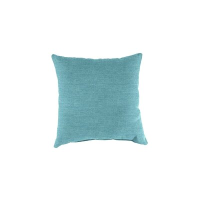 Polyester Classic Throw Pillow Fabric: Teal