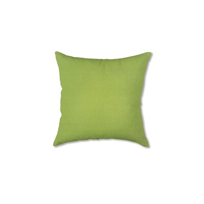 Polyester Classic Throw Pillow Fabric: Leaf Green/Kiwi